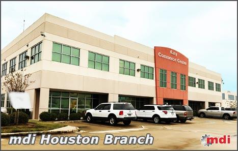 New mdi Houston Branch